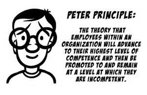 Image result for peter principle